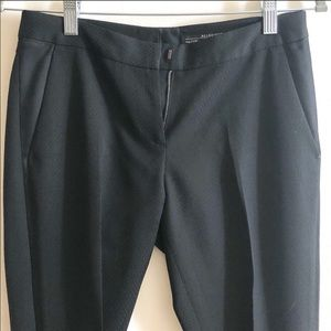 All Saints textured trousers